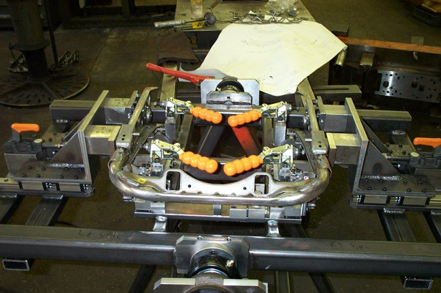 Machining & Assembly Fixtures